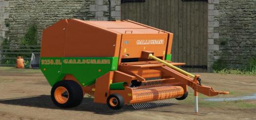 Photo of FS19 – Gallignani 9250 Sl V1