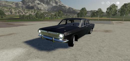 Photo of FS19 – Gaz 24 Volga V1