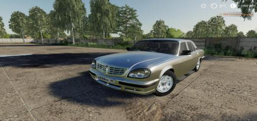 Photo of FS19 – Gaz 31105 Volga V2