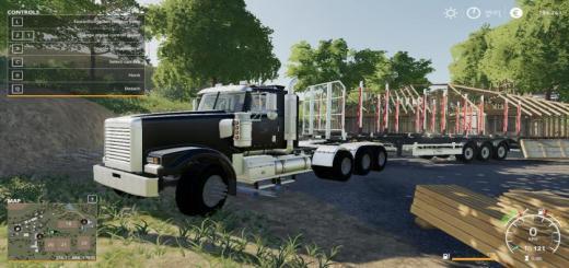 Photo of FS19 – Giants Hauler Truck V1