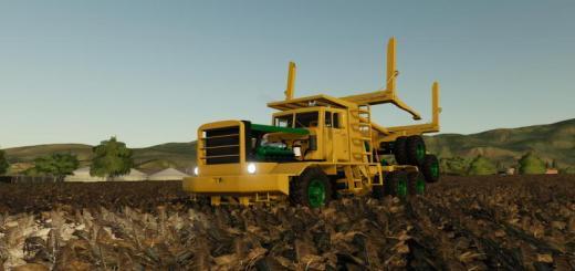 Photo of FS19 – Hayes Hdx Logging Setup V1