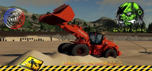 Photo of FS19 – Hitachi Zw310 V1.5