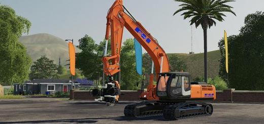 Photo of FS19 – Hitachi Zx290Lc V1