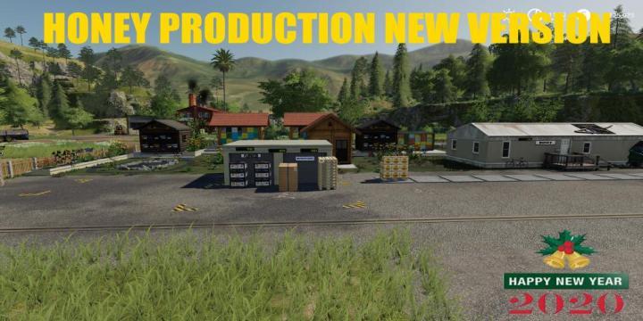 FS19 - Honey Production V1.0.6