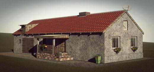 Photo of FS19 – House In Old Style V1