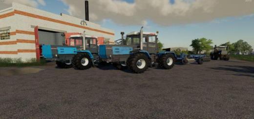 Photo of FS19 – Htz-17221-21 Tractor V1.0.0.2.2