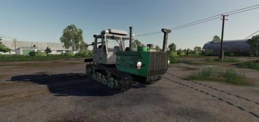 Photo of FS19 – Htz T 150 Crawler V1.0.0.1