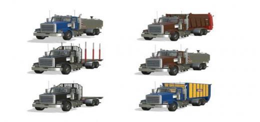 Photo of FS19 – Hulk Truck Pack V8.12.19.2