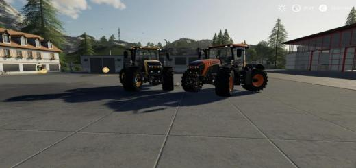 Photo of FS19 – Jcb Fastrac 4000 Tractor V1