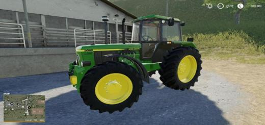 Photo of FS19 – John Deere 3X50 Tractor V1