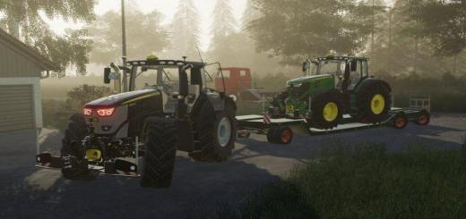 Photo of FS19 – John Deere 6R V3