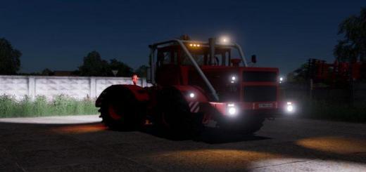 Photo of FS19 – Kirovets K-700A Tractor V1.0.0.1