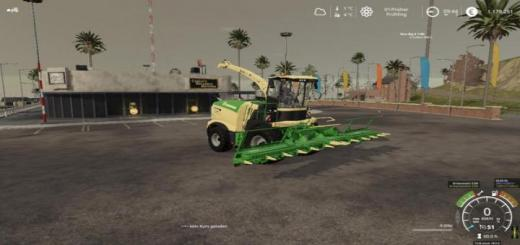 Photo of FS19 – Krone Big X 1180 V1