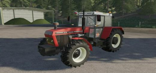 Photo of FS19 – Kubrtova 16245 Zts Tractor V1