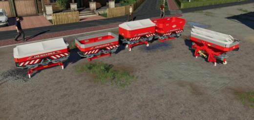 Photo of FS19 – Kuhn Axis 402 Plus Pack V1.0.0.4