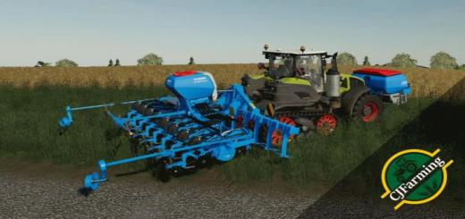 Photo of FS19 – Kuhn Dc 402 Tiefenlockerer V1.1