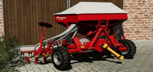 Photo of FS19 – Kverneland Accord Dl V1