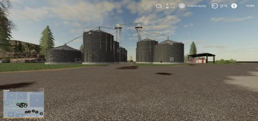Photo of FS19 – Large Multi Silo Peasantville V1.1