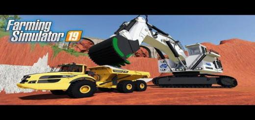 Photo of FS19 – Lime, Cement, Sand Gravel, And Stonepowder Production V1