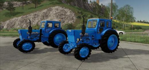 Photo of FS19 – Ltz T-40Am Tractor V1.1