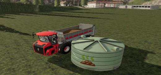 Photo of FS19 – Manure Tank V1