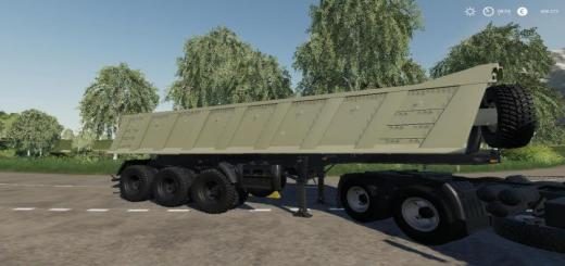 Photo of FS19 – Maz 953000-017 Trailer V1.0.0.1