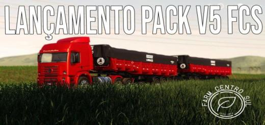 Photo of FS19 – Mega Pack Farm Centro Sul V5