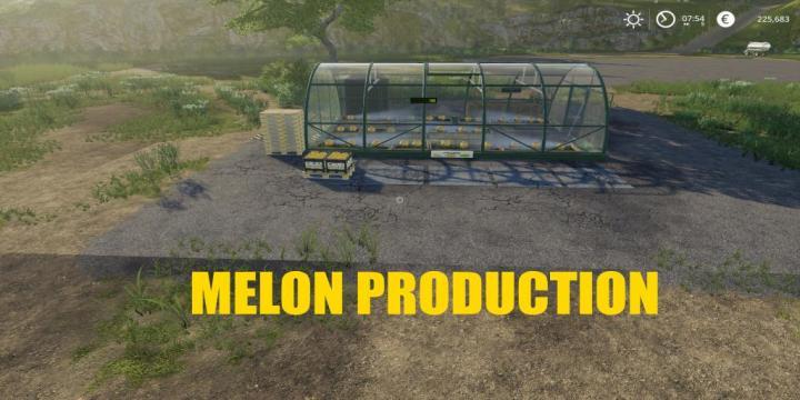 FS19 - Melon Production V1