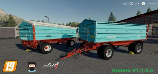 Photo of FS19 – Mengele Medk Trailer V1.1.0.5