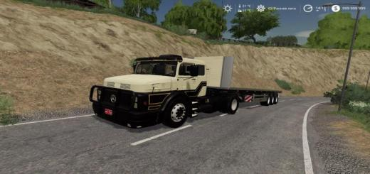 Photo of FS19 – Mercedes Benz Ls 1933 Truck V1