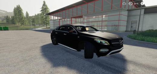 Photo of FS19 – Mercedes Gle 2016 V1