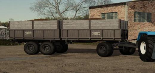 Photo of FS19 – Mmz-768B Trailer V1