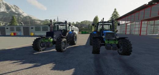 Photo of FS19 – Mtz 1221 Tractor V1