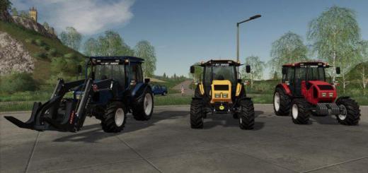 Photo of FS19 – Mtz-1523 Tractor V1.0.0.3