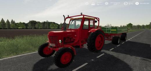 Photo of FS19 – Mtz 50 Tractor V1.2