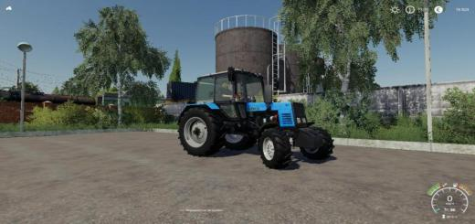 Photo of FS19 – MTZ 820 & 1025 V2.0.6