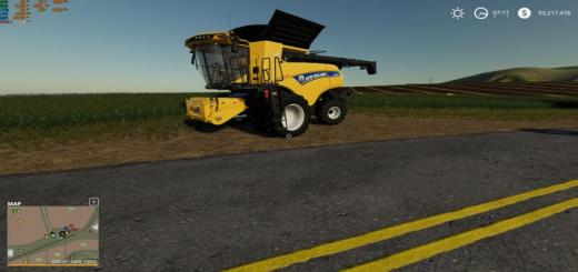 Photo of FS19 – New Holland Cr10.90 American V2