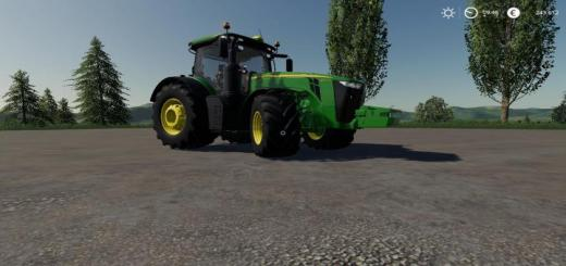 Photo of FS19 – New Holland L95 Tractor V1.0.0.1