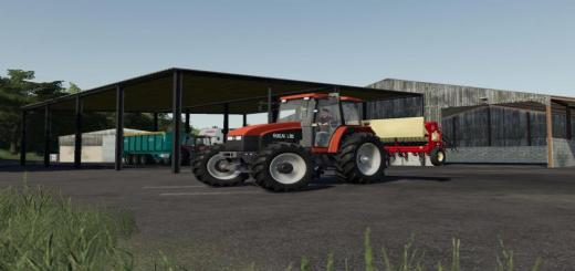 Photo of FS19 – New Holland L95 Tractor V1.2