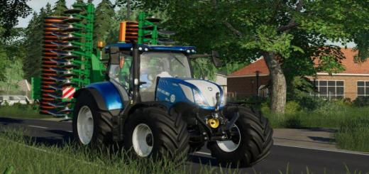 Photo of FS19 – New Holland T6 Series V1.2