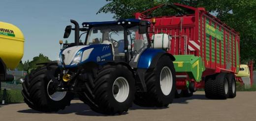 Photo of FS19 – New Holland T6 Series V1
