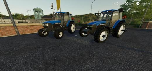Photo of FS19 – New Holland Tm Series U.s V2