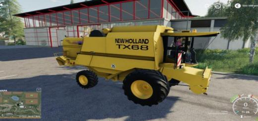 Photo of FS19 – New Holland Tx66 V1