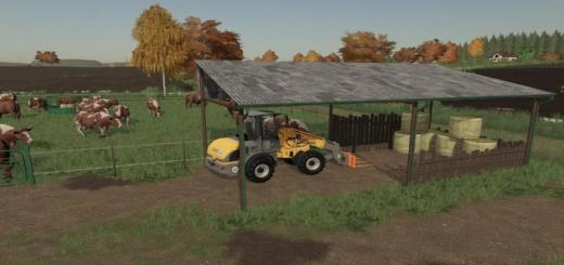 Photo of FS19 – Outdoor Cow Pasture V1