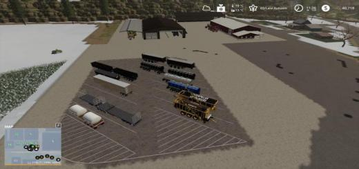 Photo of FS19 – Peasantville 2 8X Production V1.1