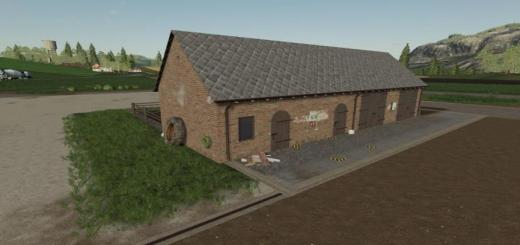 Photo of FS19 – Pigsty And Chicken Coop V1
