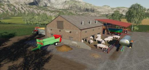 Photo of FS19 – Pigsty V1.0.0.1