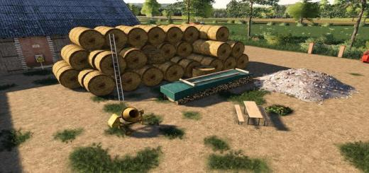 Photo of FS19 – Placeable Decorations V1