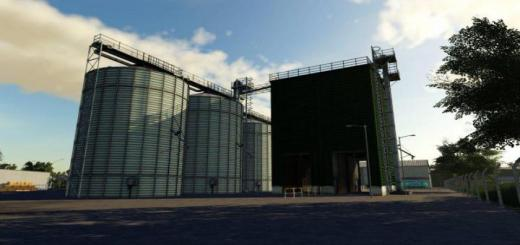 Photo of FS19 – Placeable Silo Multilager V1