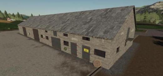 Photo of FS19 – Polish Brick Barn V1